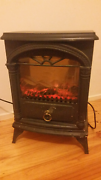 Heater (Log fire affect) electric Gulfview Heights Salisbury Area Preview