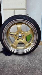 GENUINE Work Meister Wheels S1Rs Set Chermside Brisbane North East Preview