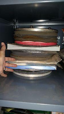 Leco Metallurgical Wet Sander Grinder Polisher Abrasives Sandpaper Platens