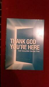 Thank God Your here Season 1 DVD Findon Charles Sturt Area Preview