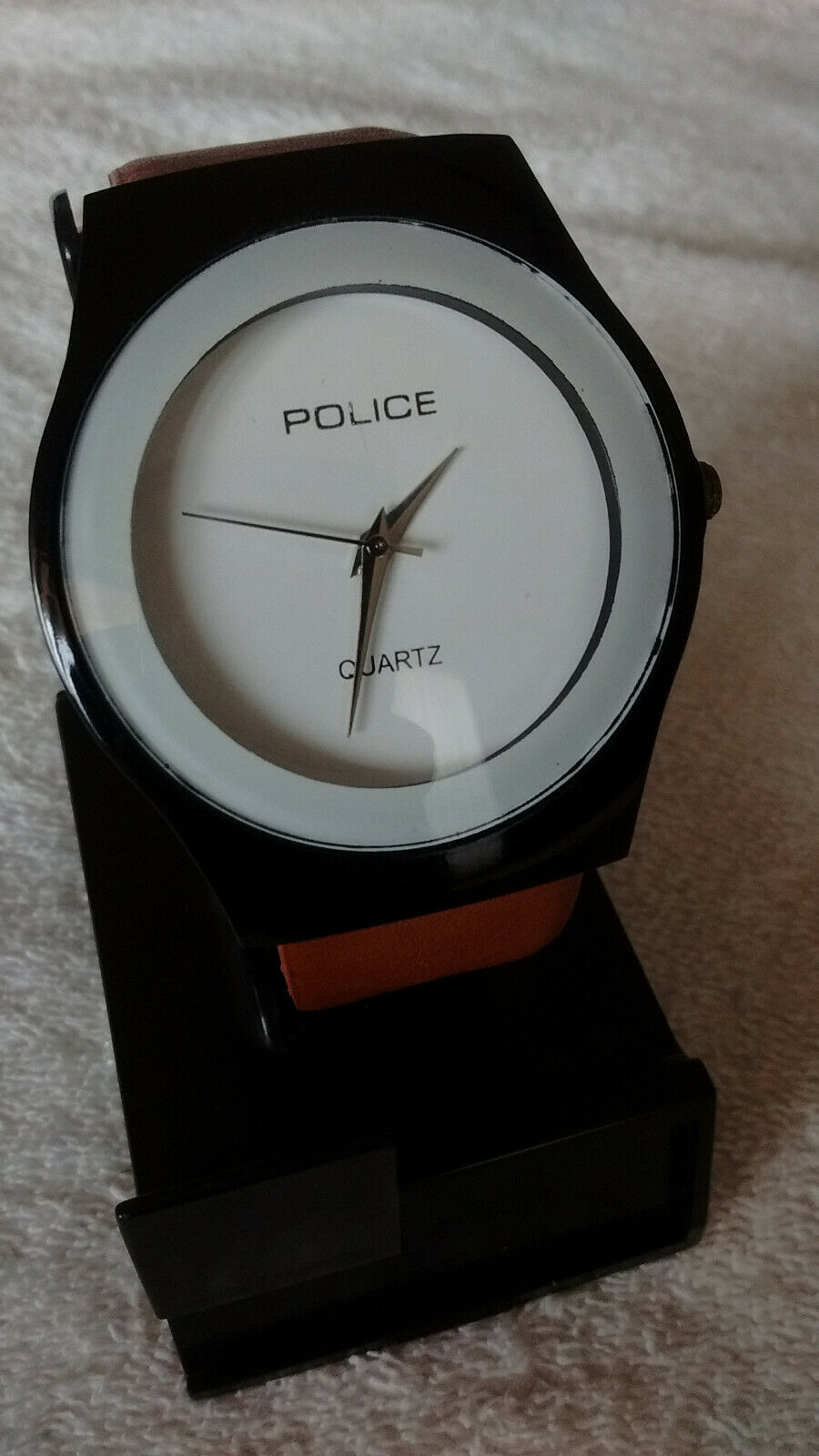 POLICE brand MEN S MODERN DESIGN DRESS/CASUAL WATCH - $59.95