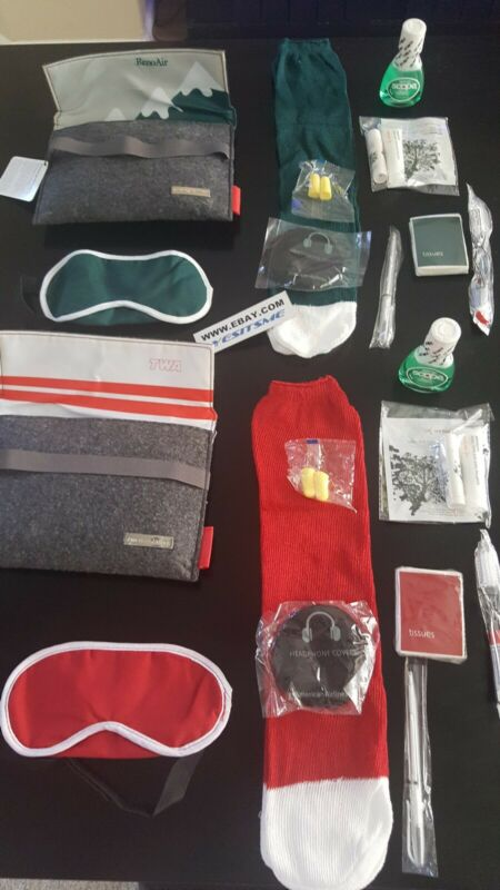American Airlines Collectible Heritage Kit:TWA & RenoAir