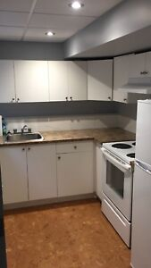 One bedroom walk-in unit available immediately!
