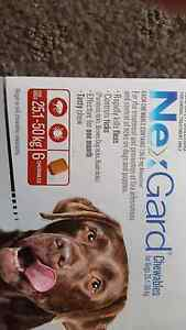 NexGard chews 25 to 50kg Large dog Narellan Vale Camden Area Preview
