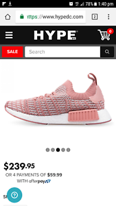 NMD_R1 adidas size 6 NEW IN BOX