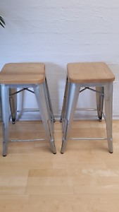 Industrial  stools. Williamstown Hobsons Bay Area Preview
