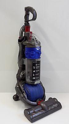 Dyson DC24 Exclusivo Azul Bola Vertical Hoover Vacío Limpiador serviced & Limpio