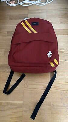 VANS Harry Potter 'Gryffindor' Backpack / One Size / Fab / RRP £70 Selling £30