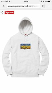 Supreme Field Hooded Sweatshirt