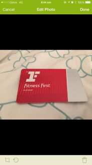 Fitness First Platinum membership $52 fortnight Rose Bay Eastern Suburbs Preview