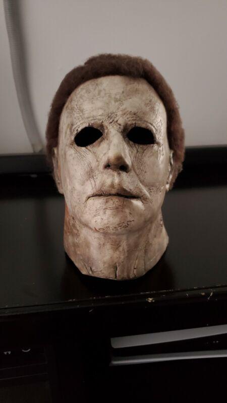 Michael Myers 2018 Mask Rehauled TOTS | Used