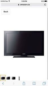 "Selling Sony Bravia 32""  720P BX320 TV"