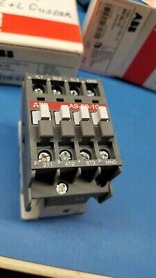 ABB A9-30-10-81, A9-30-10, A93010811SBL141001R8110 CONTACTOR NEW IN BOX
