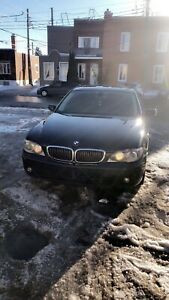 BMW 750i 2008 Mpackage Parfaite condition