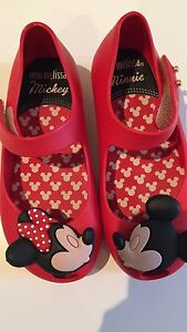 Mini Melissa Red Disney Twins I Nollamara Stirling Area Preview