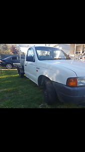 2000 Ford Courier Ute The Entrance Wyong Area Preview