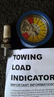 JLSN Towing Load Indicator. Check your ball weight when you want