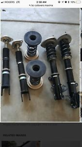 BC Coilovers BR Series
