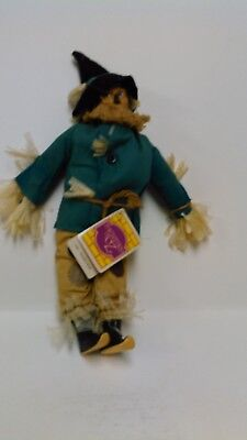 The Wizard Of OZ The Scarecrow With Tags From Turner Entertainment 1987 t1253](The Scarecrow From The Wizard Of Oz)