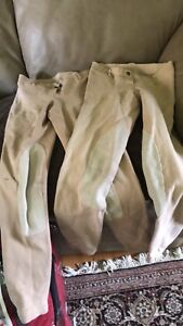 Riding breeches, size 28
