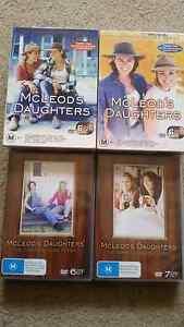 McLeod's Daughters 1-4 Kealba Brimbank Area Preview
