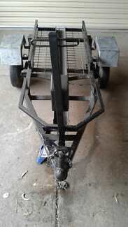 Motor bike Trailer Pakenham Cardinia Area Preview