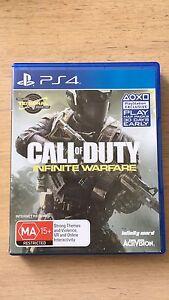PS4 Call of Duty Infinite Warfare Hawthorn East Boroondara Area Preview