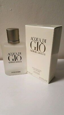 ACQUA DI GIO 1.7 EDT FOR MEN**SEALED AND NEW** BY GIORGIO ARMANI
