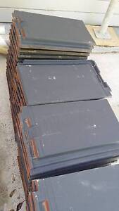 New Monier terracota roof tiles & Ridge capping Randwick Eastern Suburbs Preview