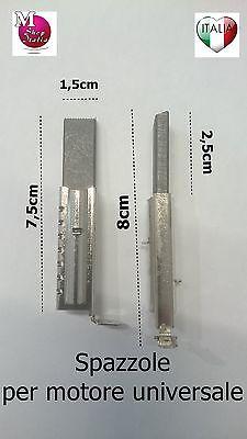 2 Cepillos Escobillas de Carbón Motor Lavadora Universal Haier HW50-1010A