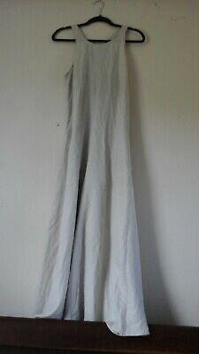 Joseph silk cream dress Size 38