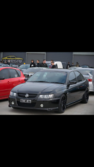 2005 Holden Commodore ssz cammed ls1