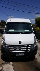 2012 Renault Master Refrigerated LWB Mid-Roof  Quickshift Auto West Footscray Maribyrnong Area Preview