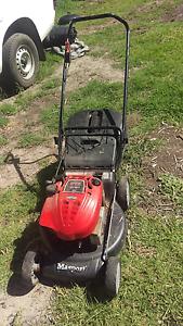 Masport, victa and rover lawn mowers Croydon Maroondah Area Preview