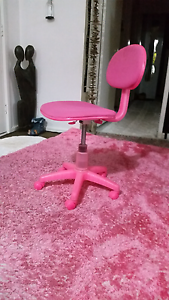 Pink  rug and  chair $70 Ermington Parramatta Area Preview
