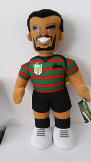 South Sydney Greg Inglis Plush RABBITOHS  DOLL