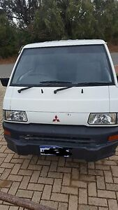 Mitsubishi express Falcon Mandurah Area Preview