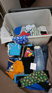 Bulk boy's size 2 Clothes Merrimac Gold Coast City Preview