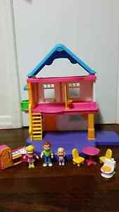 Fisher Price My first doll house Mount Gravatt Brisbane South East Preview