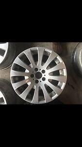 """Bmw 5 series BMW 6 series 18"""" oem wheels"""