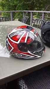 HJC motorbike helmet Campbell North Canberra Preview