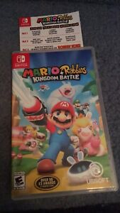 Mario + Rabbids Kingdom Battle + DLC Season Pass