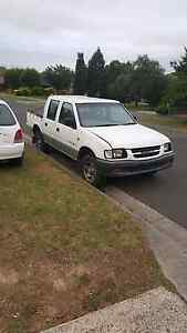 2002 holden rodeo Hallam Casey Area Preview
