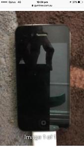 iPhone 4 Black 16gb Mandurah Mandurah Area Preview