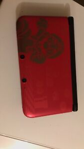 Nintendo 3ds xl super Mario bros2 gold special edition + game