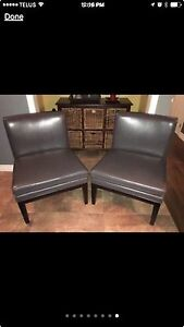Sophisticated Dove-Grey Chairs Peterborough Peterborough Area image 2