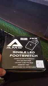 Generic footswitch for guitar or bass amp Padstow Bankstown Area Preview