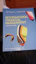 International Financial Management by Jeff Madura and Roland Fox Coogee Eastern Suburbs Preview