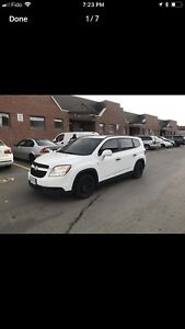 2012 Chevy Orlando certified and e tested