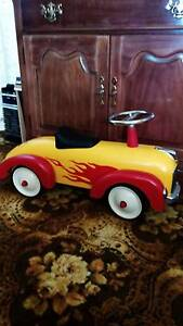 steel push car fully restored by ''PSYCHOLING RESTORATIONS'' Sylvania Sutherland Area Preview